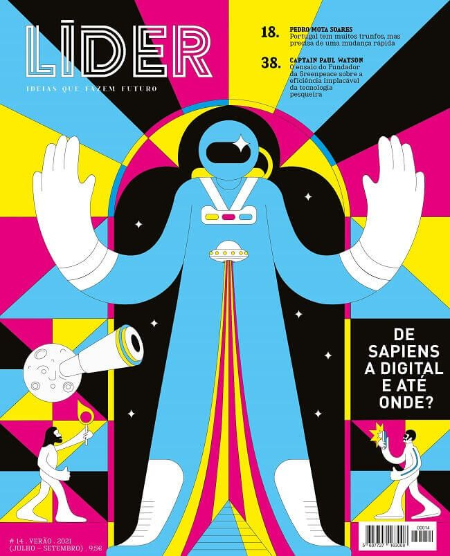 Subscreva a Revista Líder